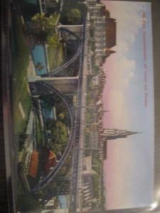 Bern Kirchenfeldbrücke mit Casino und Münster
