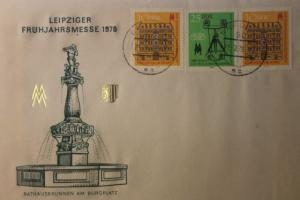 Leipziger Messe Brief 1978