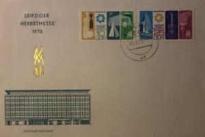 Leipziger Messe Brief 1973