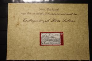 17.12.1977; Personalisierte Geburtstagskarte; Personalisierte Ersttagskarte; Personalisierte Geburtskarte