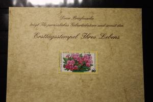 22.3.1977; Personalisierte Geburtstagskarte; Personalisierte Ersttagskarte; Personalisierte Geburtskarte