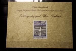 2.12.1977; Personalisierte Geburtstagskarte; Personalisierte Ersttagskarte; Personalisierte Geburtskarte