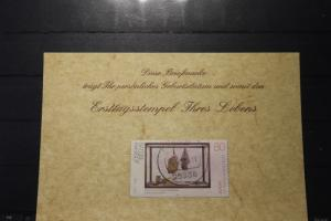 6.8.1993; Personalisierte Geburtstagskarte; Personalisierte Ersttagskarte; Personalisierte Geburtskarte