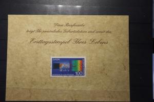 6.6.1994; Personalisierte Geburtstagskarte; Personalisierte Ersttagskarte; Personalisierte Geburtskarte