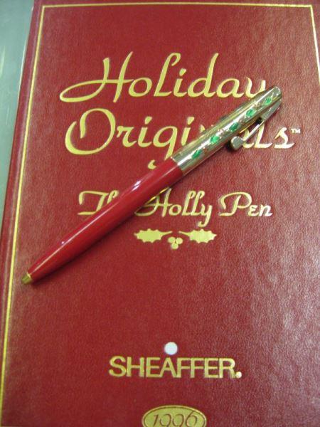 Sheaffer Kugelschreiber Limitierte Ausgabe \