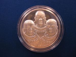 Silbermedaille APOLLO 13 Medaille aus Sterlingsilber