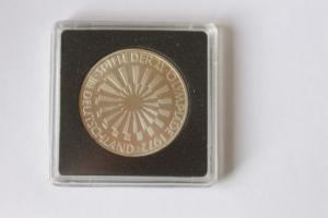 10 DM Silbermünze Olympische Spiele 1972 in Deutschland, 1970 , stg