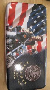 Harley-Davidson Metallschachtel
