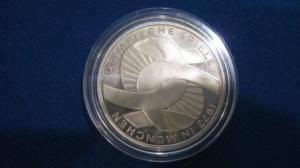 Olympische Spiele 1972 in Deutschland 1971 F 10 DM Silbermünze Silber