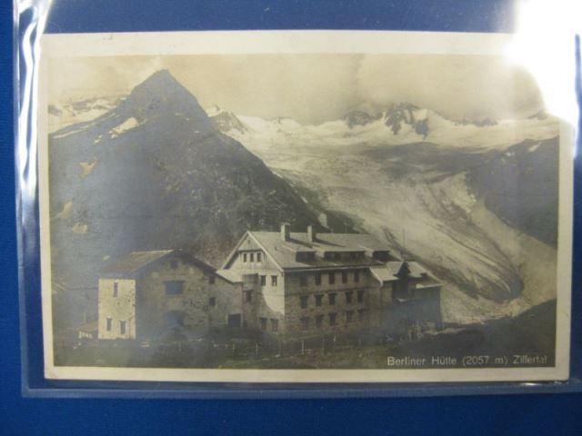 Berliner Hütte Zillertal Tirol