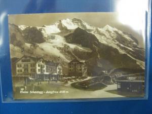 Kleine Scheidegg Jungfrau