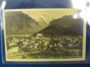 Interlaken Jungfrau
