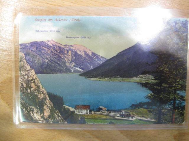 Seespitz am Achensee