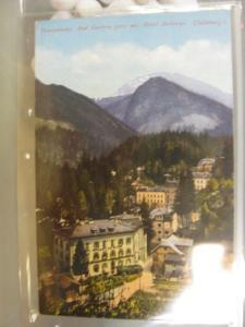 Tauernbahn Bad Gastein Hotel Bellevue