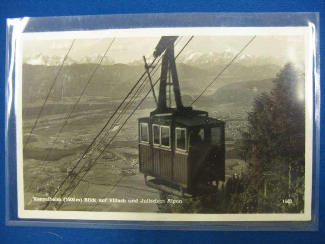 Kanzelbahn Villach