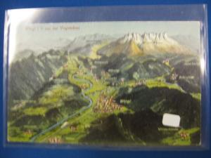 Wörgl in Tirol Vogelschau Panorama Alpen