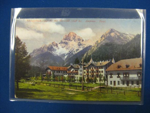 Schluderbach Carbonin Toblach Dobbiaco Südtirol