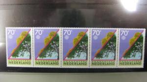 CEPT EUROPA-UNION Niederlande 1986 Rollenmarke der Mi.-Nr. 1293 **