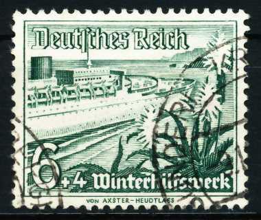 3. REICH 1937 Nr 654 gestempelt 5CEADA