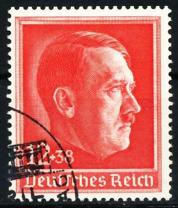 3. REICH 1938 Nr 664 gestempelt 5D29DE