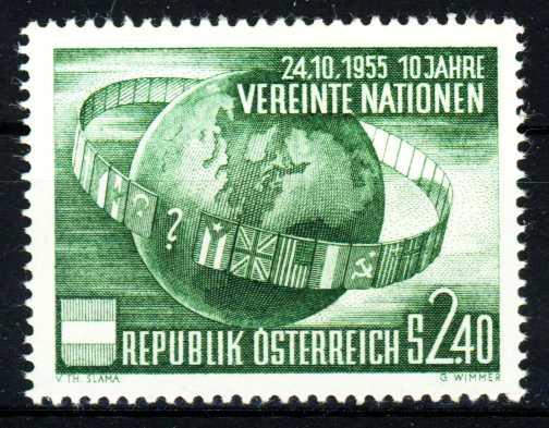 ÖSTERREICH 1955 Nr 1022 postfrisch 36BDC6