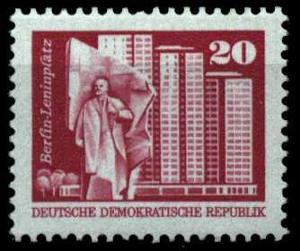DDR 1973 Nr 1869w postfrisch 1836DE