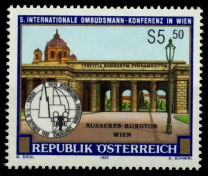 ÖSTERREICH 1992 Nr 2076 postfrisch SB4E3CE
