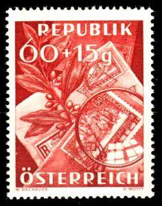 ÖSTERREICH 1949 Nr 946 postfrisch S869892