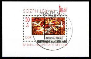 DDR BLOCK KLEINBOGEN Block 48-SOST S854EF2