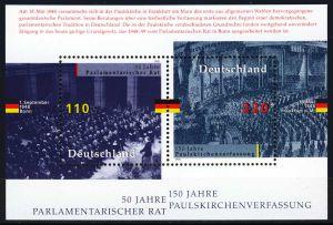 BRD BLOCK KLEINBOGEN Block 43 postfrisch S7E796E
