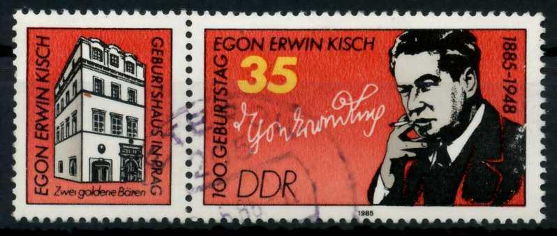 DDR ZD Nr WZd 625 gestempelt WAAGR PAAR 6B6DE6