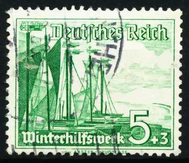 3. REICH 1937 Nr 653 gestempelt 5CEAA6