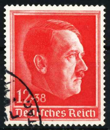 3. REICH 1938 Nr 664 gestempelt 5D29FA