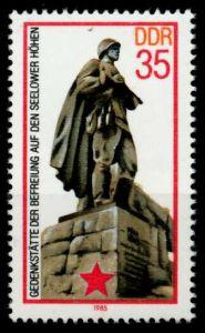 DDR 1985 Nr 2939 postfrisch SB0E0B2