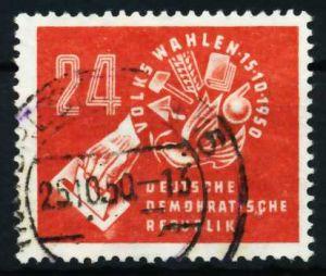 DDR 1950 Nr 275 gestempelt 5EF5BE