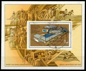 DDR 1981 Block 64 gestempelt 568506