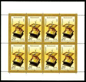 DDR 1983 Nr 2798KB postfrisch KLEINBG S51948E