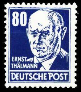 DDR 1952 Nr 339vaXI postfrisch gepr. 4FFE8A