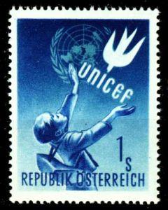 ÖSTERREICH 1949 Nr 933 postfrisch S870436
