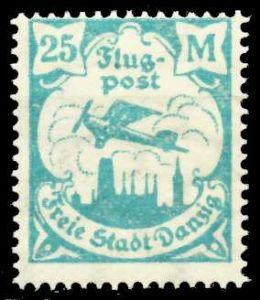 DANZIG Nr 133Y postfrisch 4CF7C6