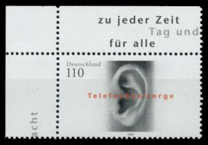 BRD 1998 Nr 2021 postfrisch ECKE-OLI 6C94F2