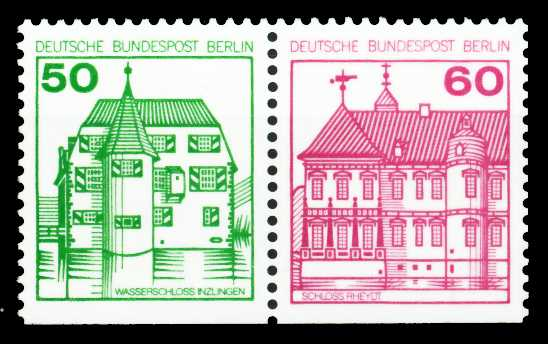BERLIN ZUSAMMENDRUCK Nr W78 postfrisch WAAGR PAAR S9F0802