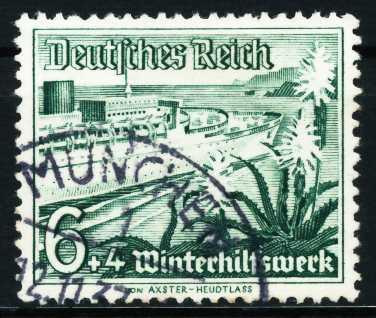 3. REICH 1937 Nr 654 gestempelt 5CEAD6