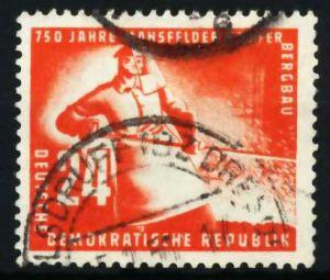 DDR 1950 Nr 274 gestempelt 5EF53E