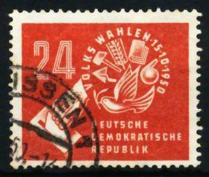DDR 1950 Nr 275 gestempelt 5EF562