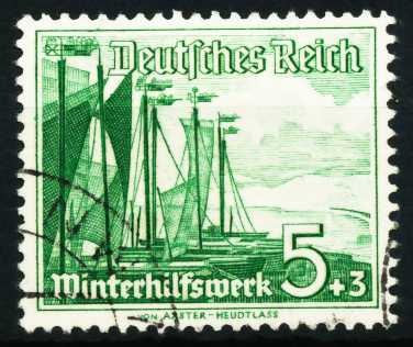 3. REICH 1937 Nr 653 gestempelt 5CEAB6