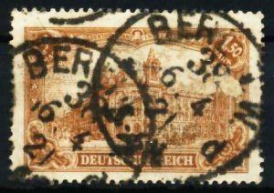 D-REICH INFLA Nr 114a zentrisch gestempelt 6872E6