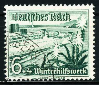 3. REICH 1937 Nr 654 gestempelt 5CEAD2