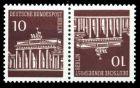 BERLIN ZD Nr K5x postfrisch WAAGR PAAR S9F038E