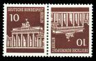 BERLIN ZD Nr K5y postfrisch WAAGR PAAR S9F03B2